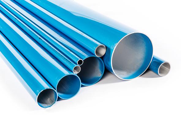 Tuyauterie airnet aluminium